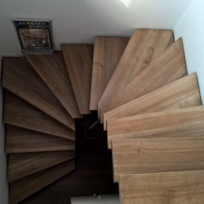 mediniai laiptai 6