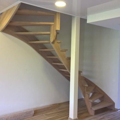 mediniai laiptai 8