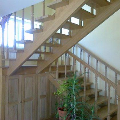 mediniai laiptai 12