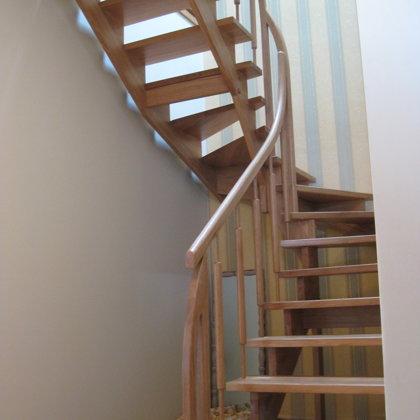mediniai laiptai 9
