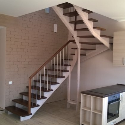 mediniai laiptai 4