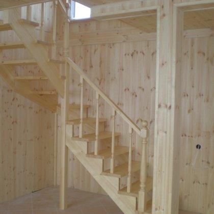 mediniai laiptai 11