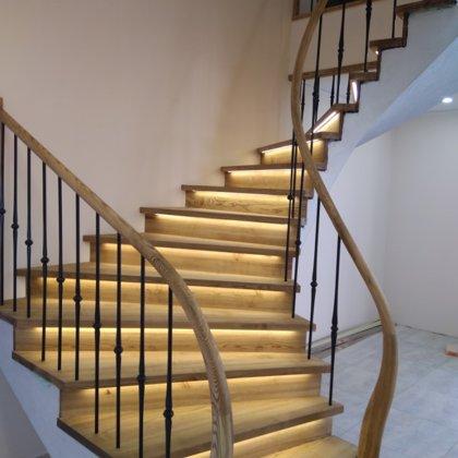 laiptai ant betono 9