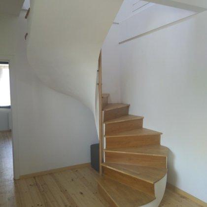 laiptai ant betono 2