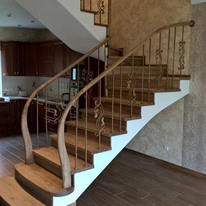 laiptai ant betono 3