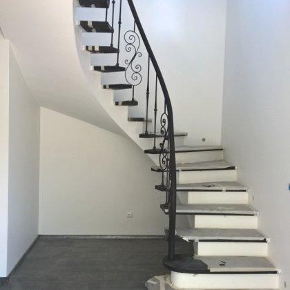 laiptai ant betono 6